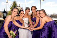 Wedding Photography, Lake George, NY Bridesmaids