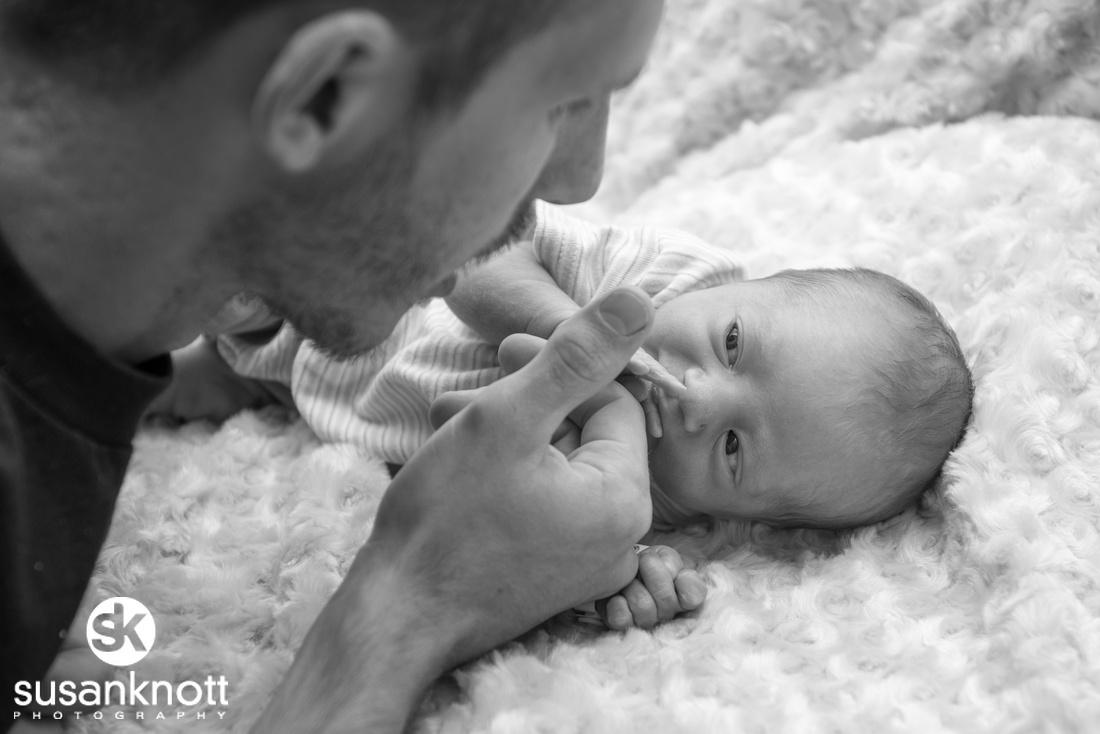 """Newborn photographer, Albany, NY"", ""Newborn baby photo"", ""Daddy with baby boy"", ""Newborn pictures"""