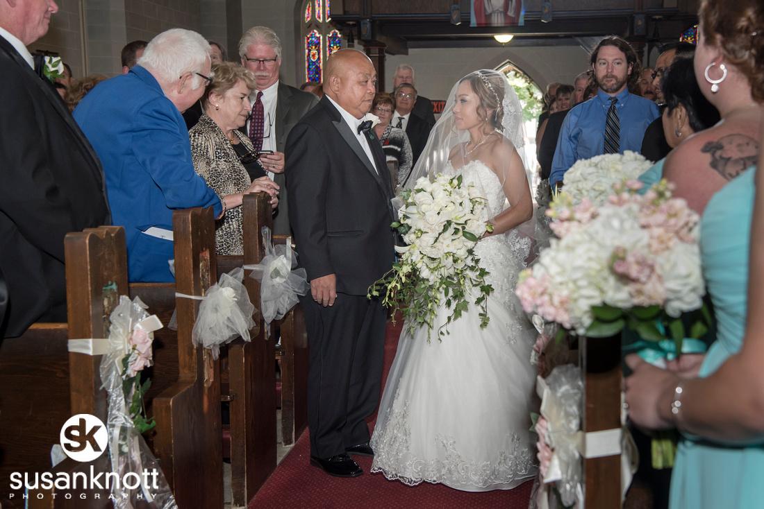 """Wedding Photography in Lake George"", ""Lake George Wedding photographers"", ""Church wedding in Lake George"""