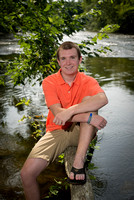 High School Senior Portraits-Martin