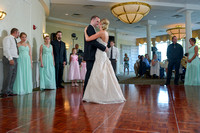 First wedding dance at Albany Country Club