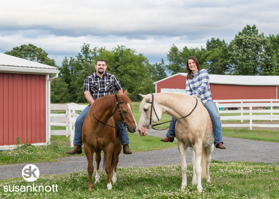 """Engagement photos, Clifton Park, NY"", ""Wedding Engagement pictures"", ""horse photo"", ""love"""