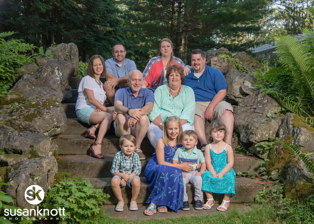 """""""Family Portraits, Saratoga, NY"""""""
