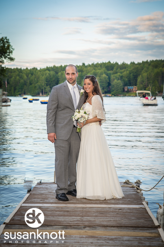New York Adirondack Weddings
