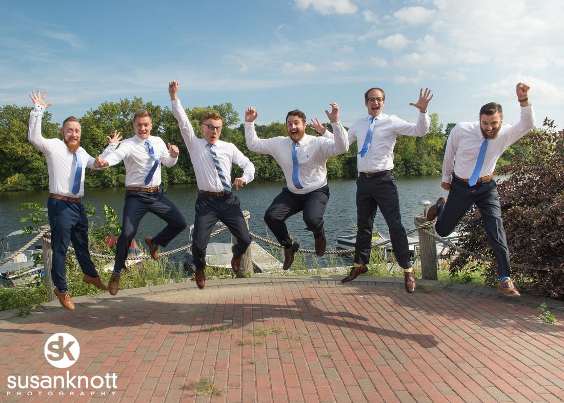 """Wedding Photography, Schenectady, NY"", ""Groomsmen photos"", ""Fun wedding photos"", ""best Schenectady photographer"""