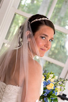 Wedding photographers at the Gideon Putnam Hotel, Saratoga, NY