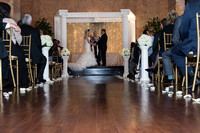 State Room wedding ceremony