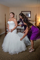 Century House wedding preparation, Latham NY