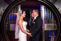 Bride and Groom -State Room vault, Albany Ny